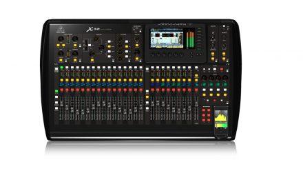 Behringer X32 favoritul topului mixerelor digitale