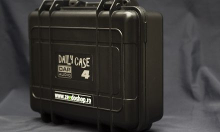Flightcase-uri profesionale multifunctionale – Daily Case