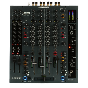 Evolutia echipamentelor de DJ - Allen & Heath Xone 92 Mixer Club [367970]