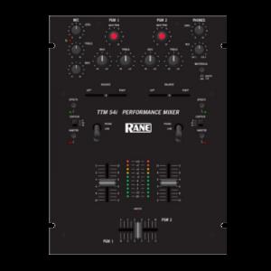 Evolutia echipamentelor de DJ - TTM 54 Mixer Club