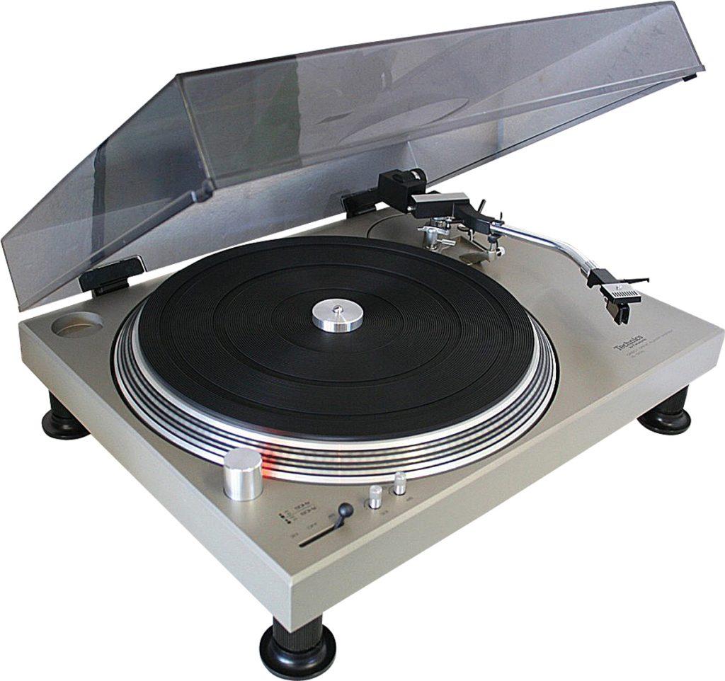 Evolutia echipamentelor de DJ - Technics SL 1200 MK1