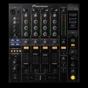 Evolutia echipamentelor de DJ - Pioneer DJM800 Club Mixer