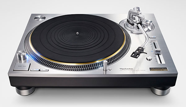 Evolutia echipamentelor de DJ - SL-1200G - Noul model de platan anuntat de Technics