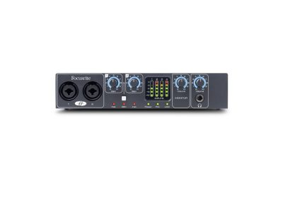 Top 13 interfete audio pana in 1000 de lei - Focusrite Saffire PRO24 fata