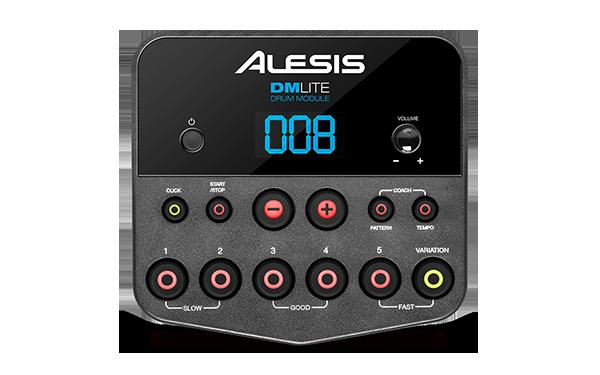 Top 5 tobe electronice pentru incepatori - Alesis DM Lite Kit Module