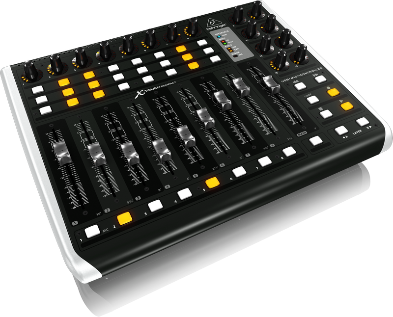 Seria Behringer X Touch Compact
