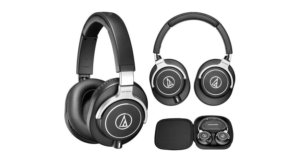 Casti de studio Audio Technica M70X