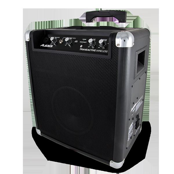 5 sisteme audio portabile ce iti ofera portabilitate oriunde te-ai afla - Alesis Transactive lateral