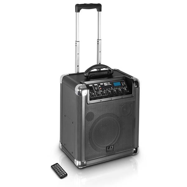 5 sisteme audio ce iti ofera portabilitate oriunde te-ai afla - LD Systems Roadjack 10