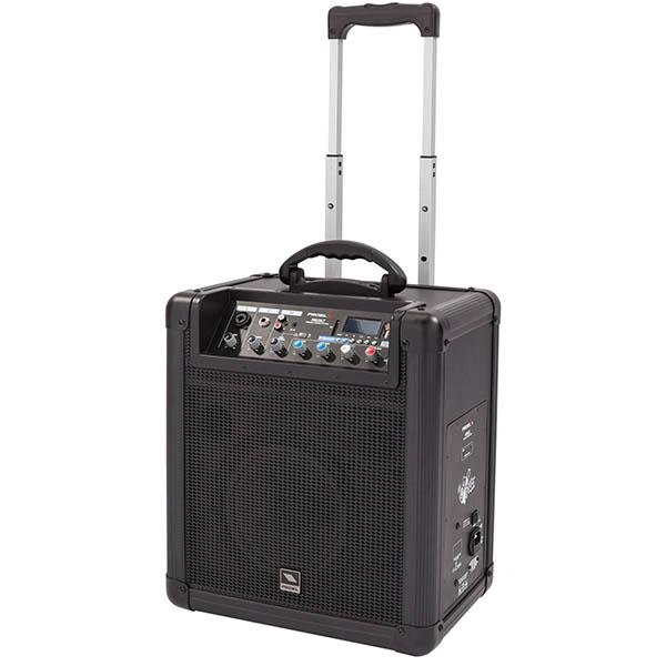 5 sisteme audio ce iti ofera portabilitate oriunde te-ai afla - Proel Free8LT maner