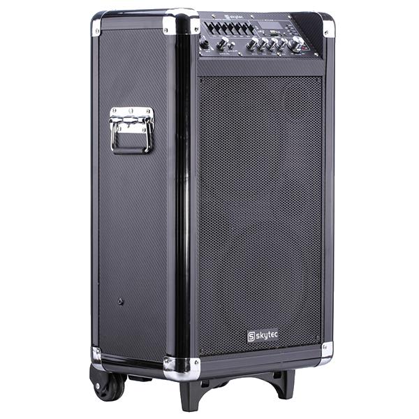 5 sisteme audio ce iti ofera portabilitate oriunde te-ai afla - Skytec ST075 lateral