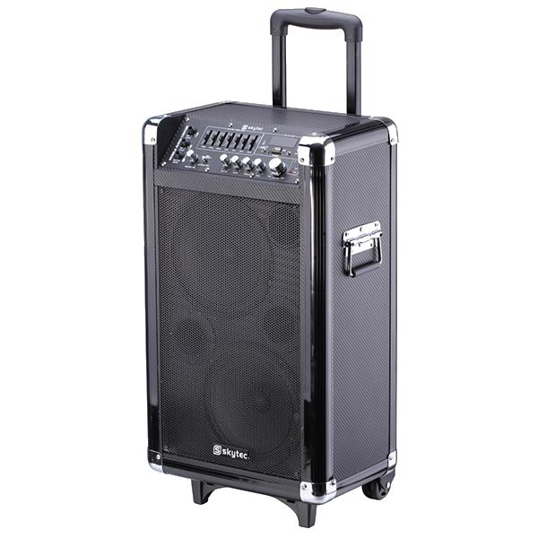 5 sisteme audio ce iti ofera portabilitate oriunde te-ai afla - Skytec ST075