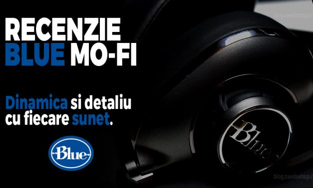 Recenzie Blue Microphones Mo-Fi