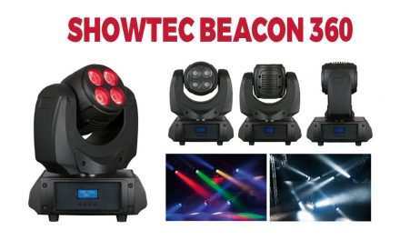 Pune-ti creativitatea in miscare cu Beacon 360