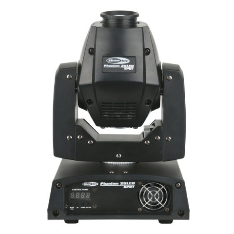 Top 5 moving head-uri compacte pana in 2200 lei - Showtec Phantom Spot 25 lateral