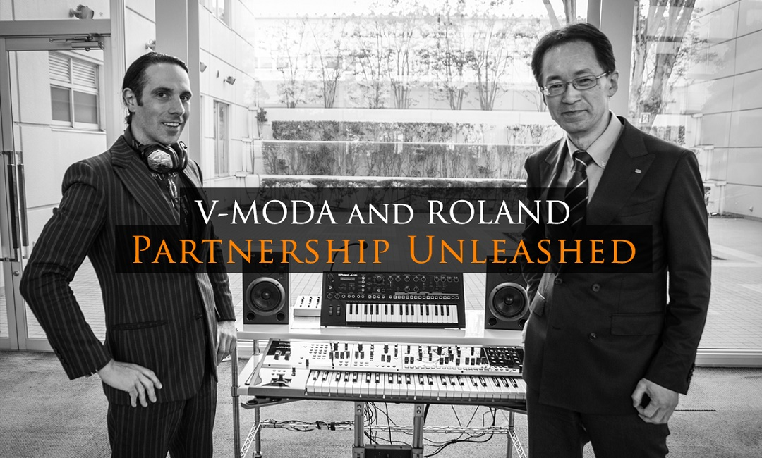 Roland achizitioneaza V-Moda