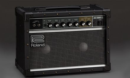 Roland lanseaza Jazz Chorus-22 – un nou amplificator pentru chitara