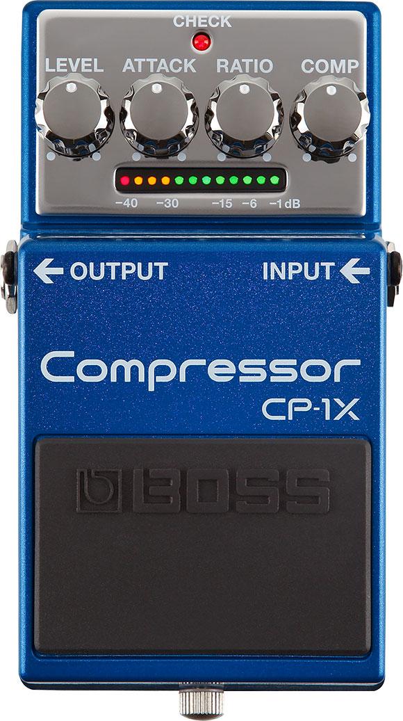 Pedala compresor multibanda - Boss CP-1x