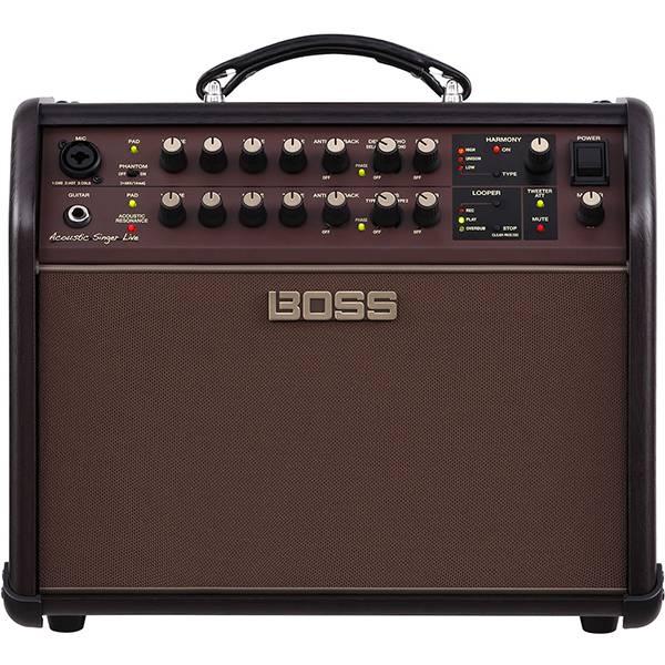 Boss - Acoustic Singer LIVE