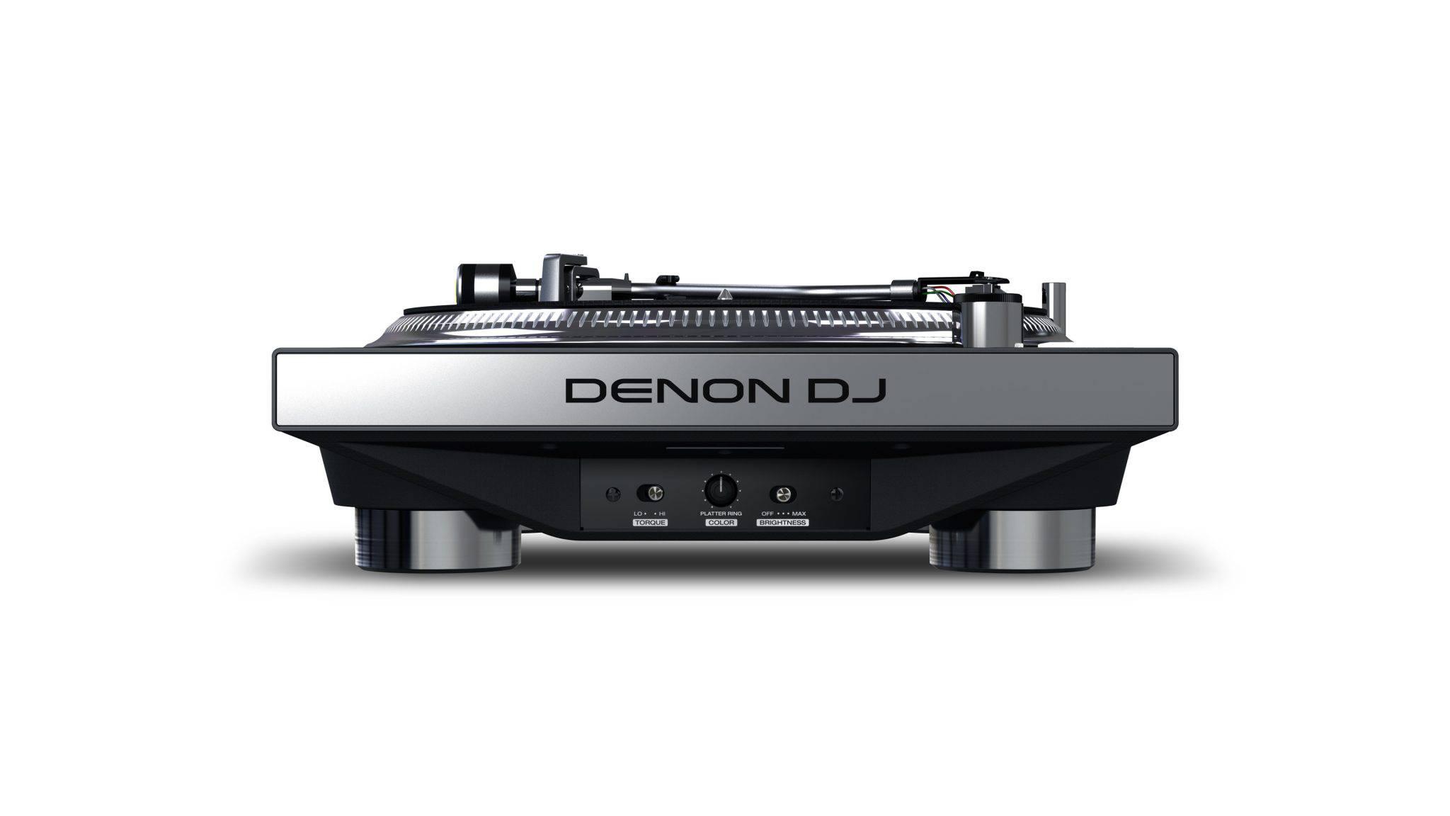 Denon DJ VL12 - Noul platan din seria PRIME vedere setari