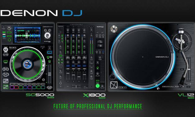 Denon lanseaza PRIME – Seria noua de echipamente pentru DJ ce ridica stacheta performantelor la un nivel superior