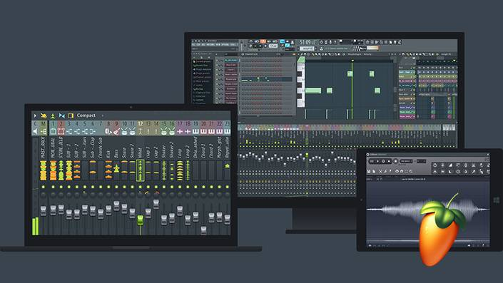 FL Studio - Cele mai bune softuri DAW 2017