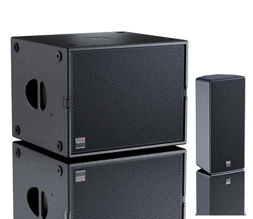 Kling&Freitag Passio - Sistem de sonorizare compact, ultra-performant