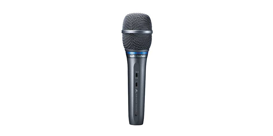 Microfoane condenser
