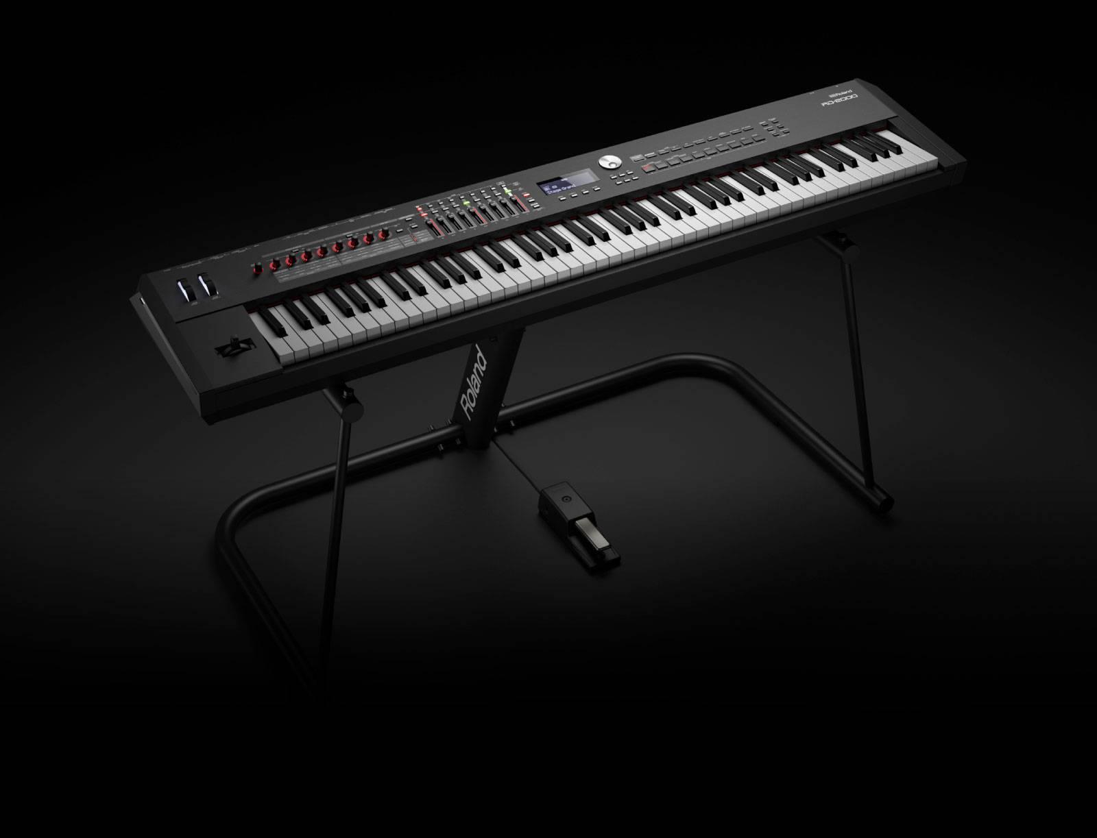 Pian pentru scena - Roland RD-2000