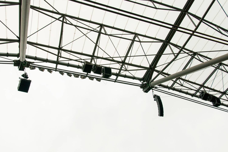 Sistem de sonorizare K&F - HDI Arena