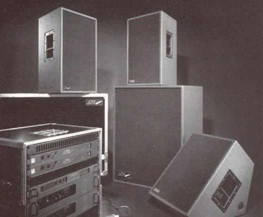 Sistem de sunet Kling&Freitag CPA Series 1989