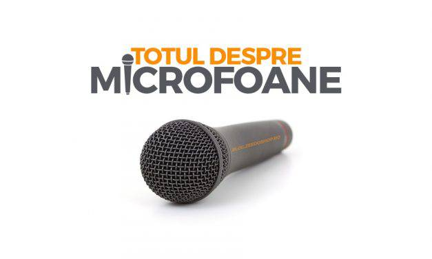 Microfoane explicate – ghid complet