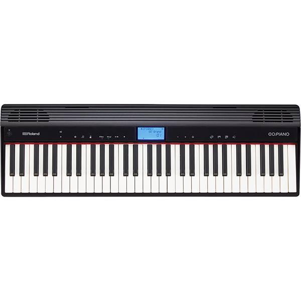 Roland Go:Piano - Pian digital dedicat atat incepatorilor cat si avansatilor