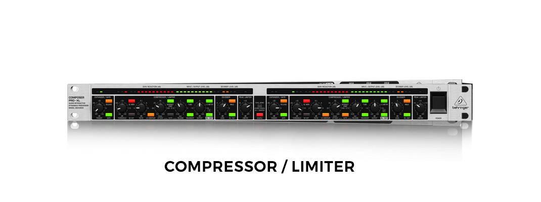 Compressor - limiter