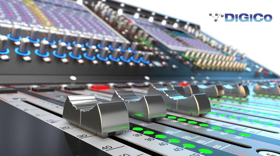 DiGiCo lanseaza 2 noi console digitale destinate profesionistilor din domeniul audio