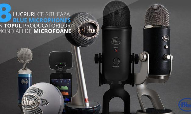 8 lucruri care fac din Blue Microphones unul dintre producatorii de top de microfoane