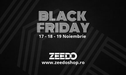 Black Friday 2017 la Zeedo Shop