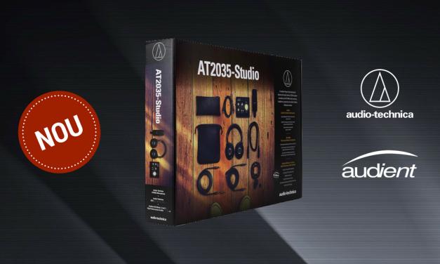 Audio-Technica și Audient, parteneriat pentru un kit de producție muzicală