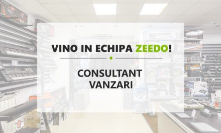 Consultant vanzari in Showroom