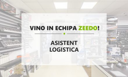 Asistent Logistica