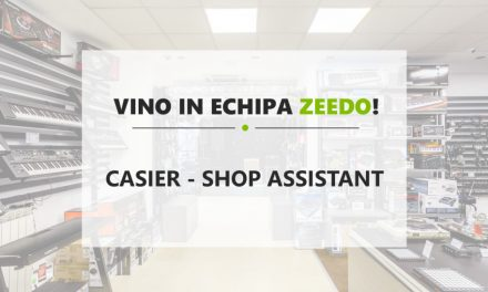 Casier – Front Office – Shop Assistant