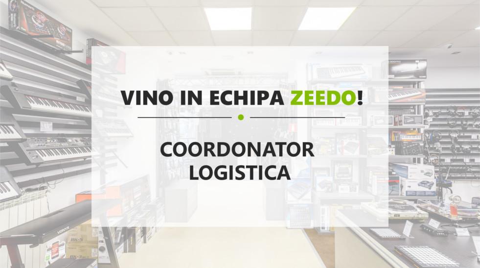 Coordonator logistica
