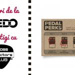 Campanie BOSS: Castiga o pedala cu efecte de chitara