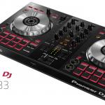 DDJ SB3 – Noua Consola Pioneer, Functie Noua Pad Scratch Jazzy Jeff