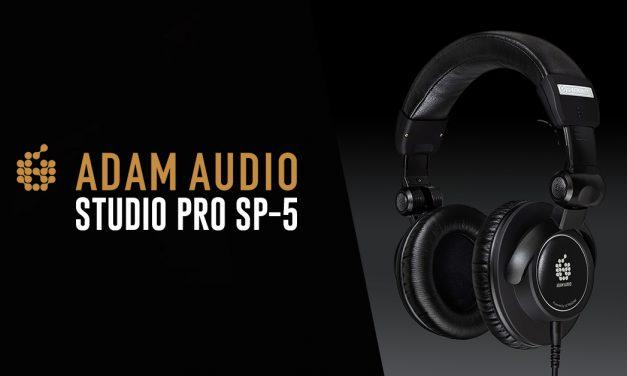 ADAM Audio lanseaza propria serie de casti profesionale de studio!