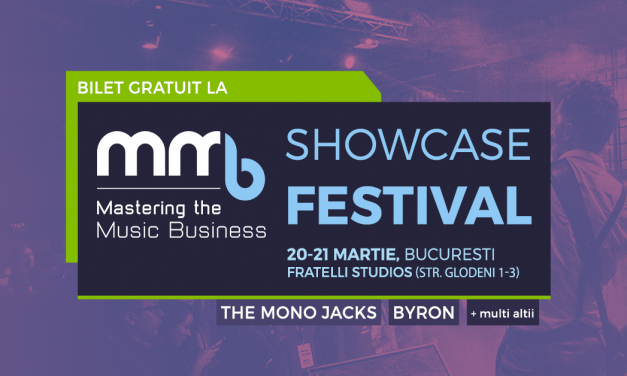 Zeedo te trimite la MMB Showcase Festival!