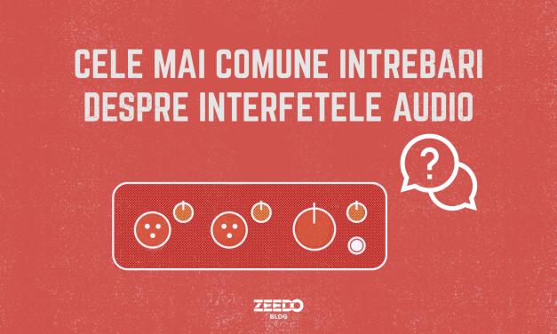 Cele mai comune intrebari despre interfetele audio