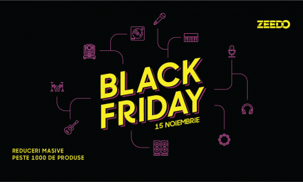 Black Friday 2019 la Zeedo Shop!