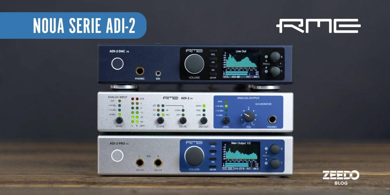 Noua serie ADI-2 de la RME