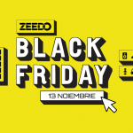 Black Friday 2020 la Zeedo Shop!